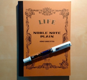 Life Noble Note w/pen