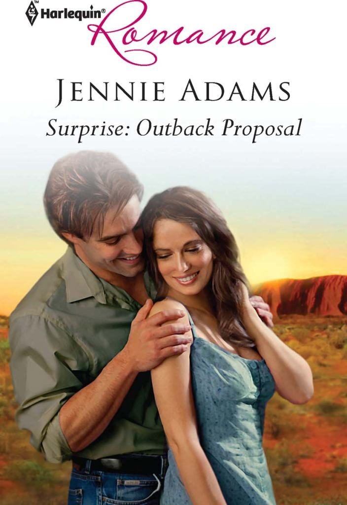 Surprise Outback Proposal cover