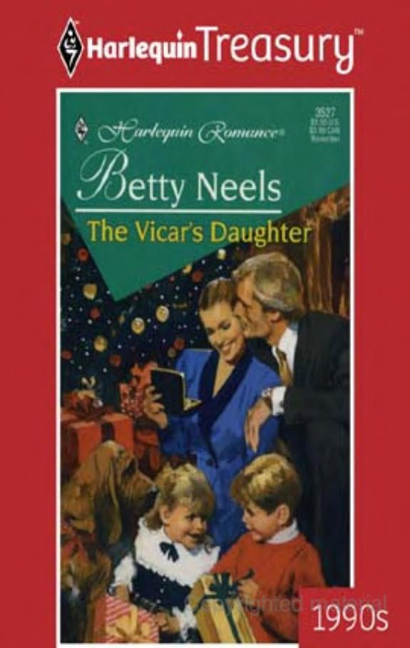 Vicars daughter cover