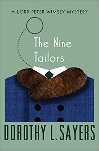 Nine Tailors cover