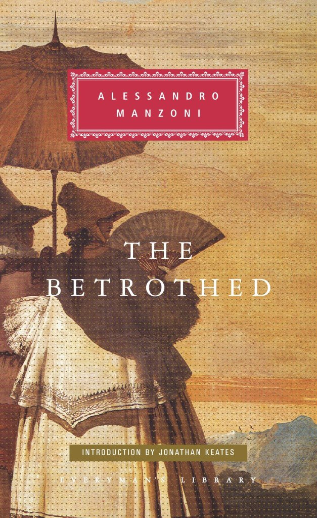 The Betrothed Everymans Library cover
